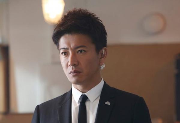キムタク2018髪型